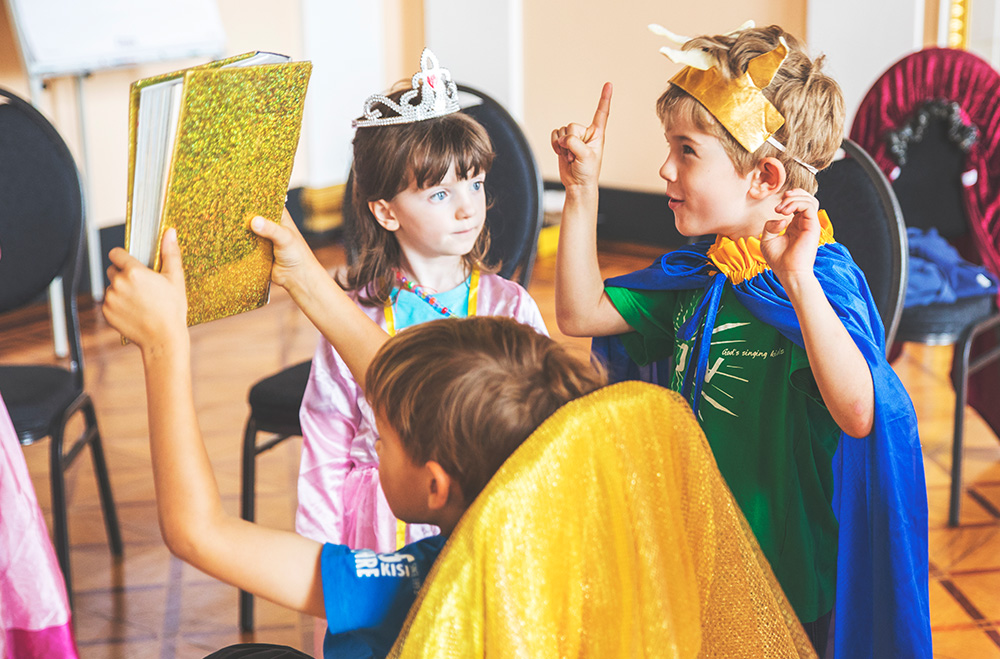Königskinder – Kinder sind kostbar
